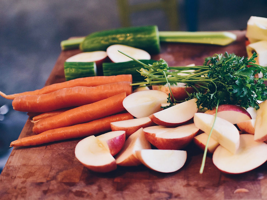 Unsere gesunde Küche